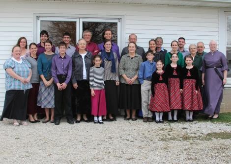 Shalom Mennonite, December 2015